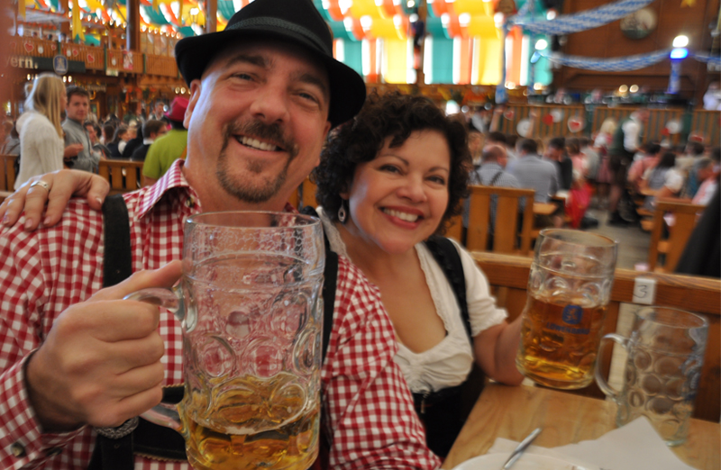Opening Weekend Package at Oktoberfest 2017