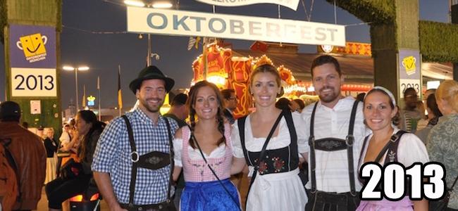 About Oktoberfest Tours