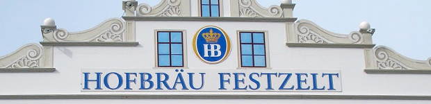 Click on the Picture above to go to the Official Hofbräu Festzelt Page