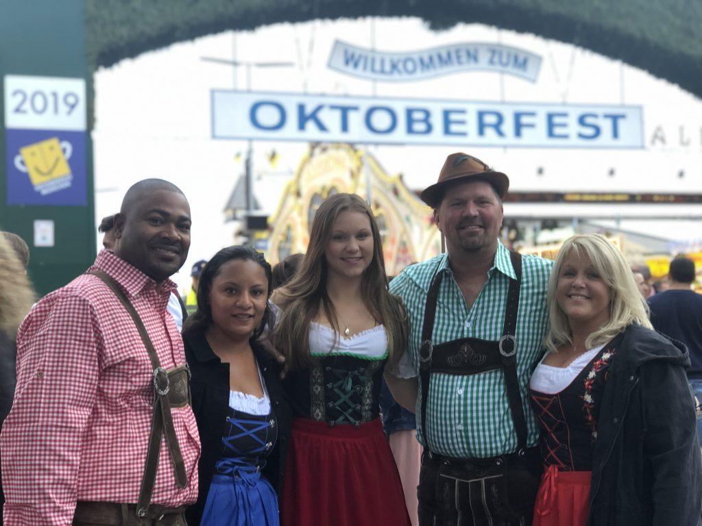 Trip to Oktoberfest
