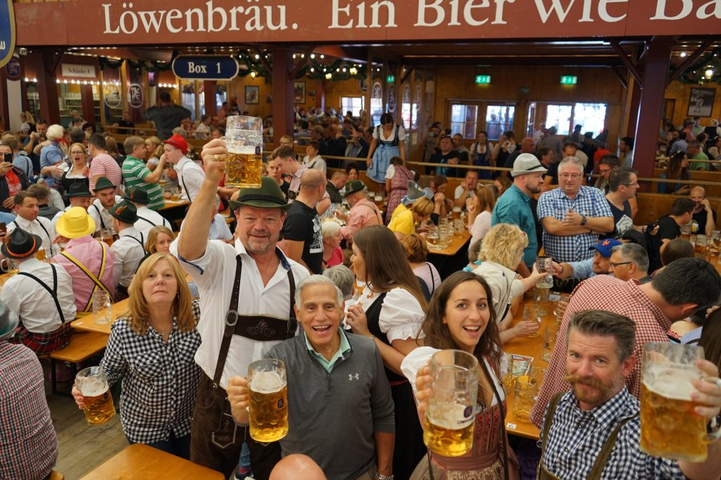 Frequently Asked Questions Oktoberfest