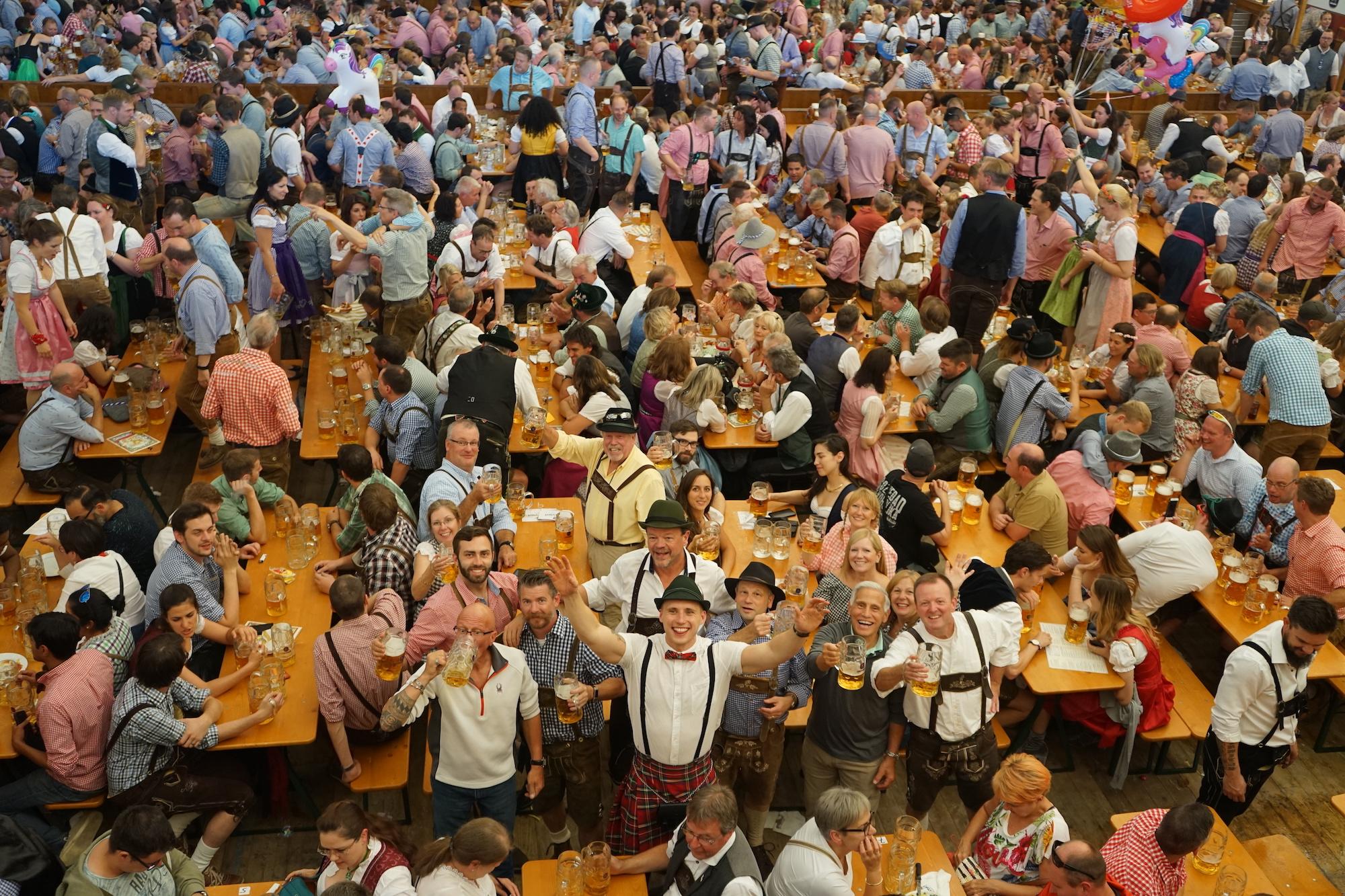 Oktoberfest Tours 2019 - Best Oktoberfest Trips to Munich