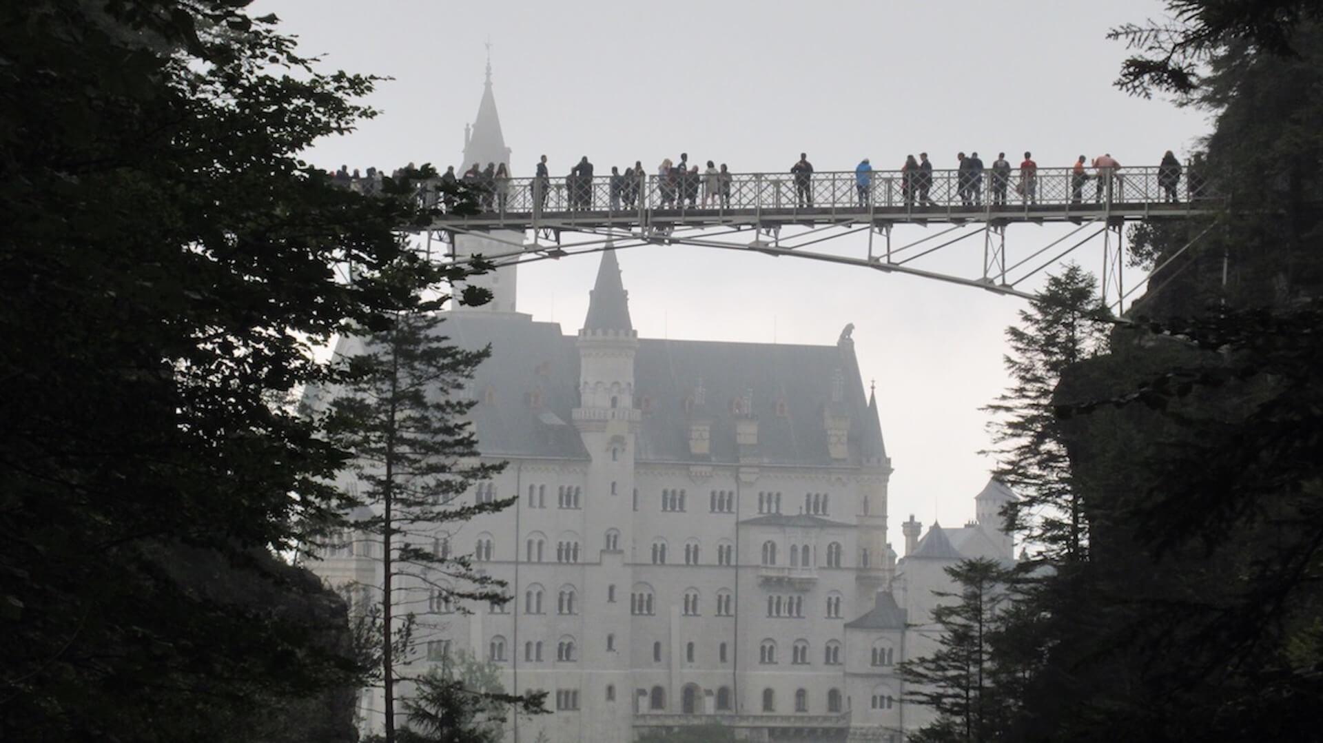 Opening Weekend Castle