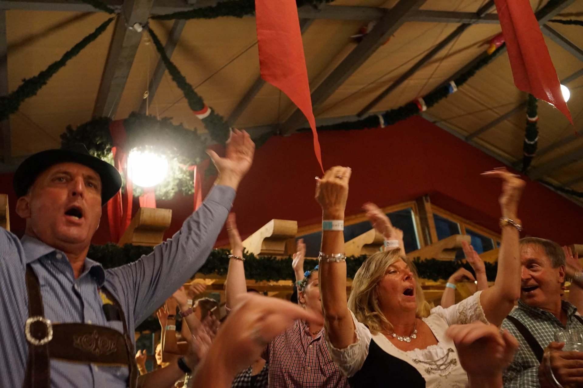 Oktoberfest Closing Weekend