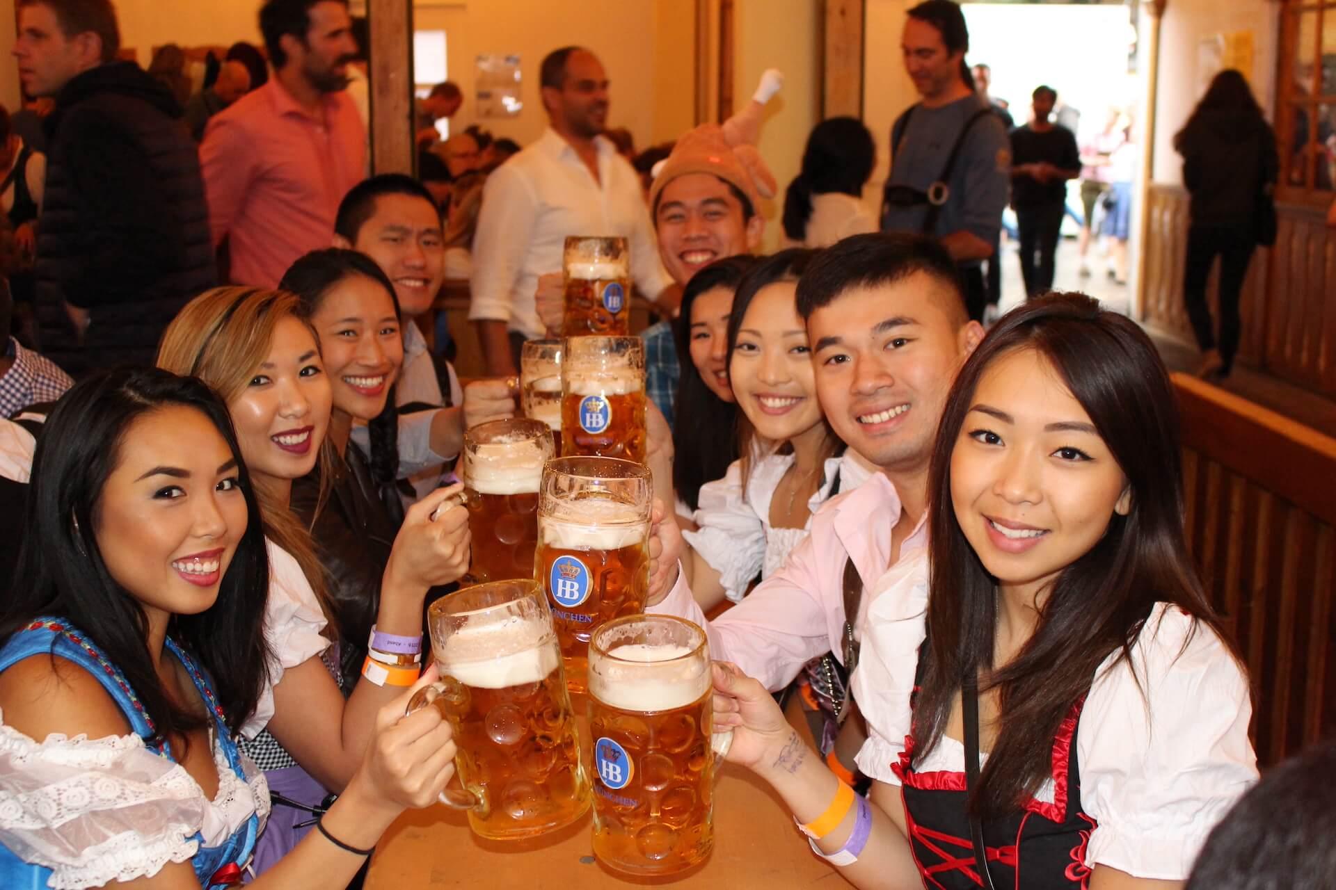 Travel Agents Oktoberfest