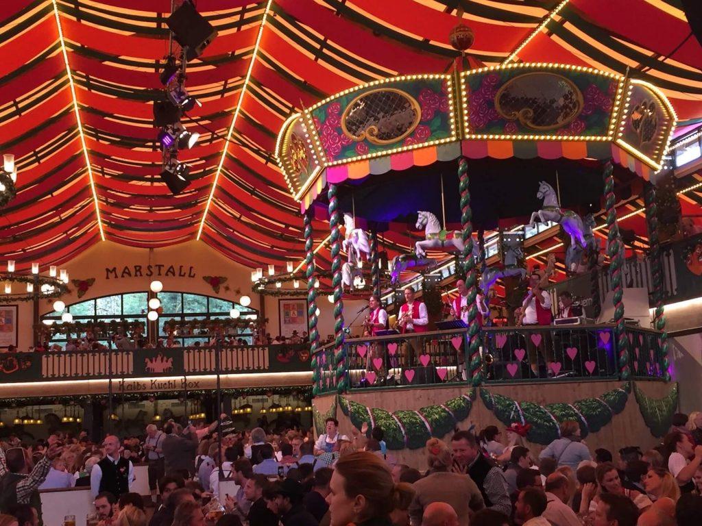 Music at Oktoberfest