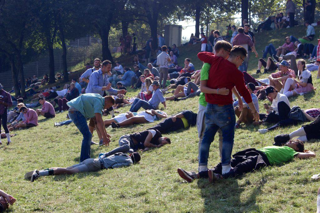 History of Oktoberfest