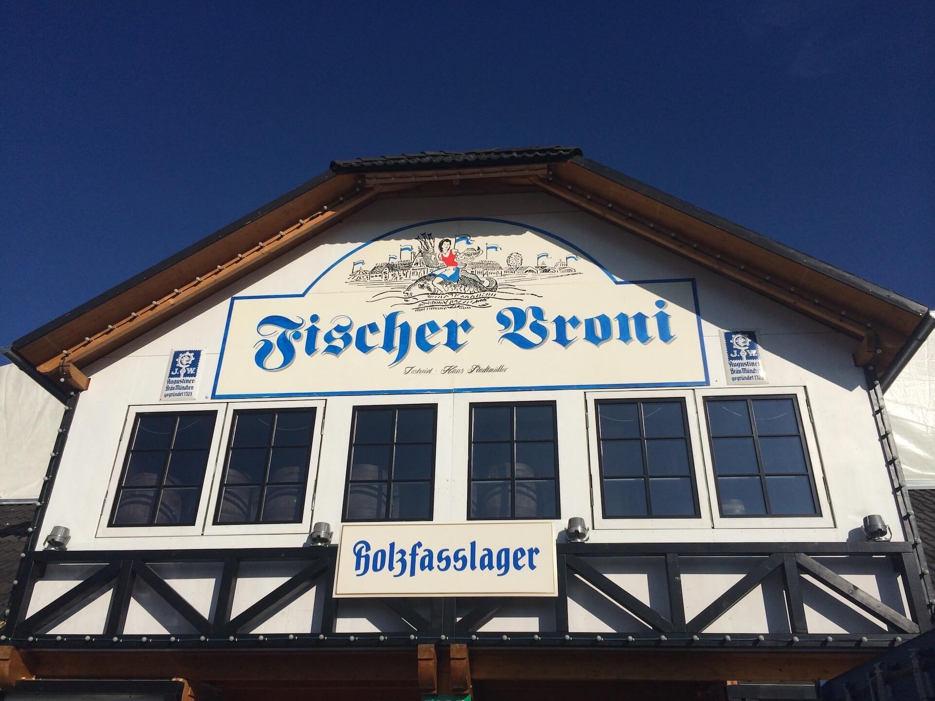 Oktoberfest Beer Tent - Fischer