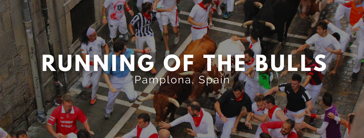 Other Events - Running of the Bulls
